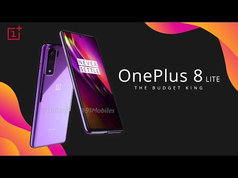 OnePlus 8 Lite - OFFICIAL FIRST LOOK | OnePlus 8 Lite Release date & Specs