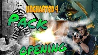 [FR] Pack opening DLC sur Uncharted 4 + TEST DES NOUVELLES ARMES + ARMES DE HEROS