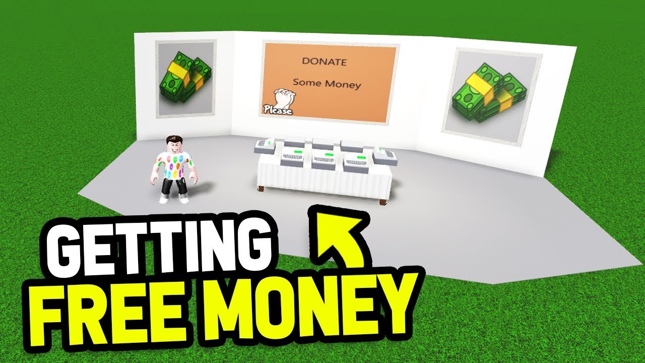 Free Money In Roblox Bloxburg