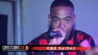 Y.R.E. DAYDAY Performs at Coast 2 Coast LIVE | Atlanta Edition 12/18/17 - 3rd Place