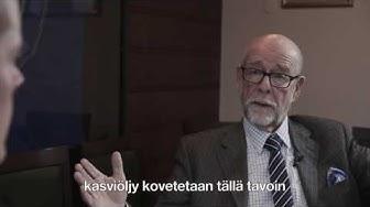 Professori Kari Salminen margariinien vaaroista