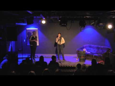 U20 PoetrySlam vom 27.01.2017