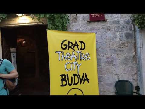 Изнанка старой Будвы, Черногория,  30 июля 2021