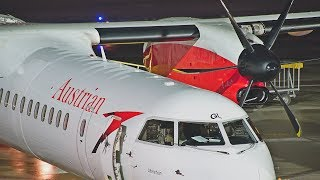 Engine Start-up! Turboprop Engine • INCREDIBLE SOUND! Dash 8-Q400 • PW150A