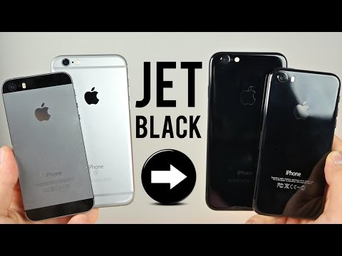 Thumbnail: Turn Your iPhone 6S/6/5S Into a Jet Black iPhone 7!