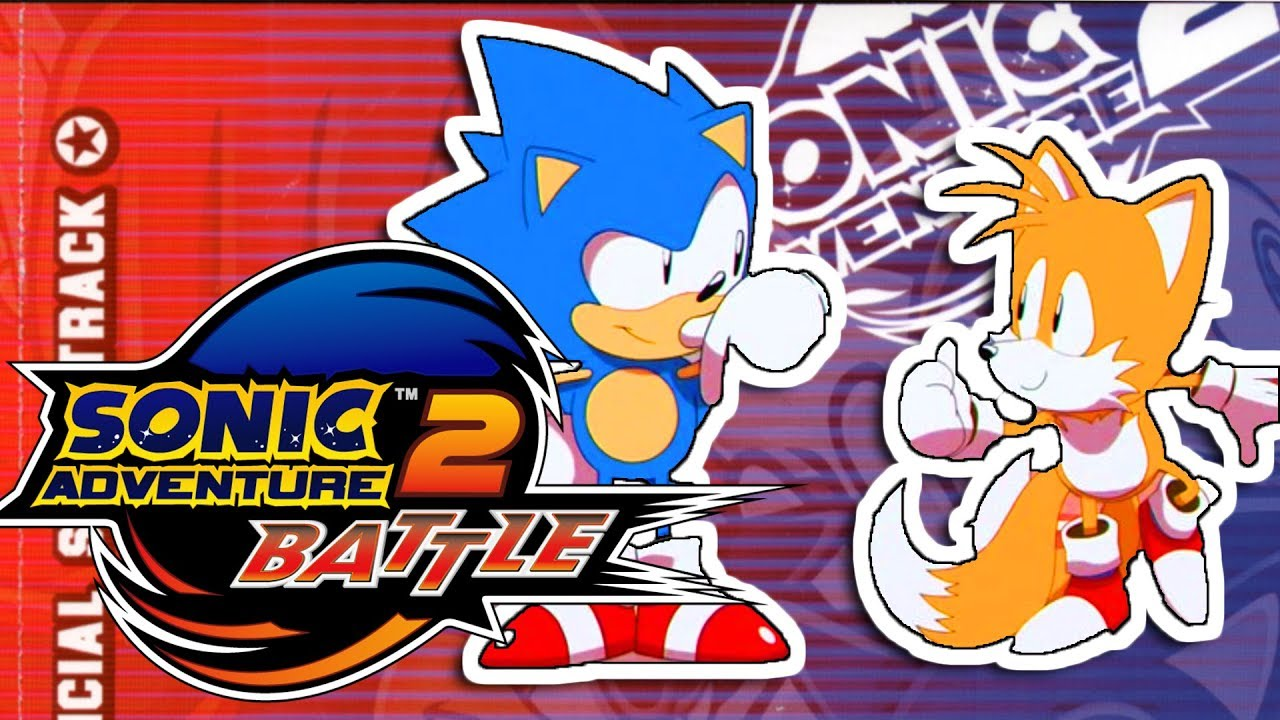 Sonic Mania In The Style Of Sonic Adventure 2 Battle Youtube