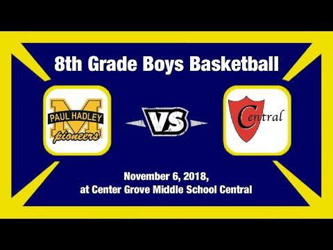 PHMS vs Center Grove Middle School Central