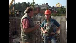 62.  Расчет и строительство монолитного фундамента - Строить не перестроить