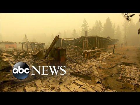 5 million acres burned in West Coast fires l GMA