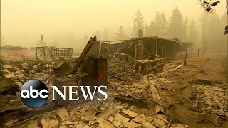 5 million acres burned in West Coast fires l GMA