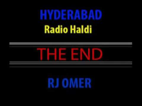 Hyderabad radio haldi (THE END)
