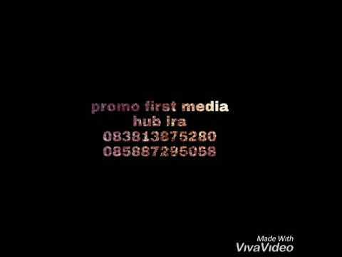 Pendaftaran Promo First Media Free