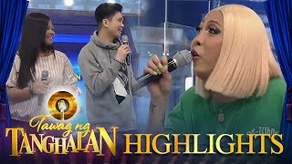 Tawag ng Tanghalan: Vice ganda shares his funny story about fried foods
