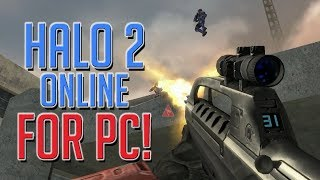 Halo 2 Online for PC (Highlights)