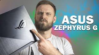 Когда и красиво, и недорого | Обзор ноутбука ASUS ROG Zephyrus G GA502