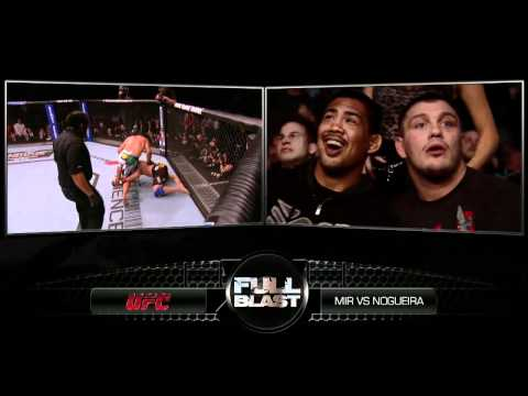 FRANK MIR'S EPIC SUBMISSION