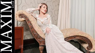 Tiara Adinda Rizky At Maxim Asia