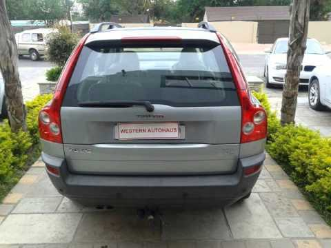 2005 Volvo Xc90 2 5 T Awd Best Upcoming Cars Reviews