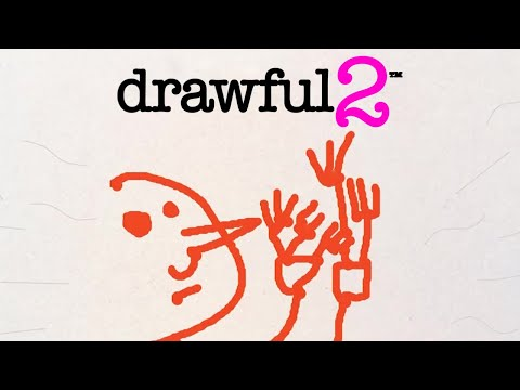 DON'T WATCH THIS VIDEO! | Drawful 2 w/The Boys |