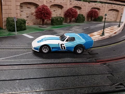 Byweekly Featured Car my AFX corvette gt