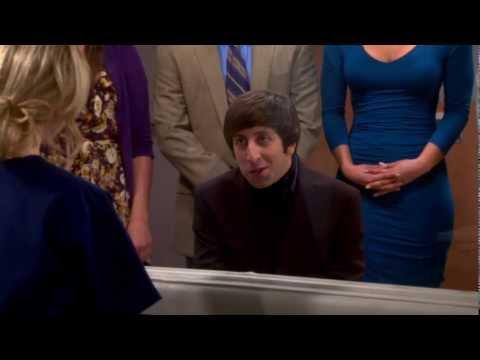 Big Bang Theory - Bernadette Lied Deutsch