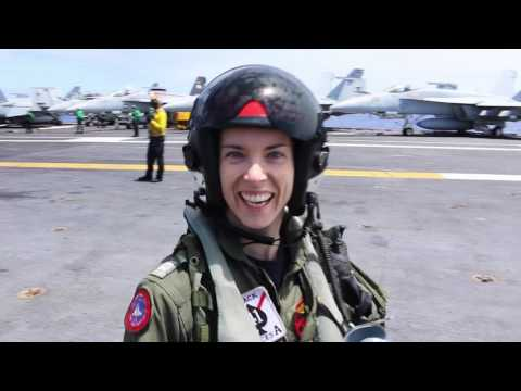 VFA-41 WESTPAC '16 CRUISE VIDEO