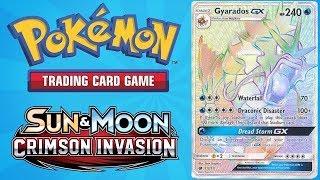 Pokemon TCG Giveaway - Hunt for the Secret Rare Gyarados GX!