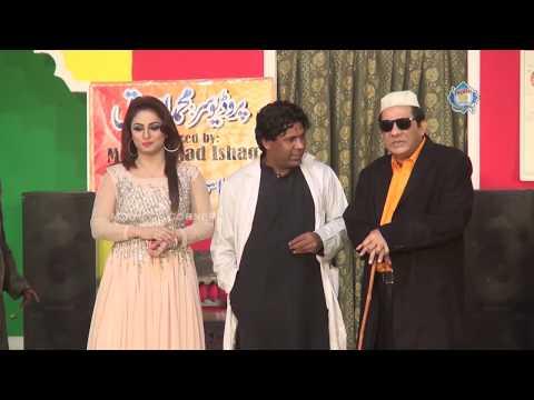 New Pakistani Stage Drama Full Comedy Clip 2017 - Sardar Kamal - Nida Choudhary -Shahzadi