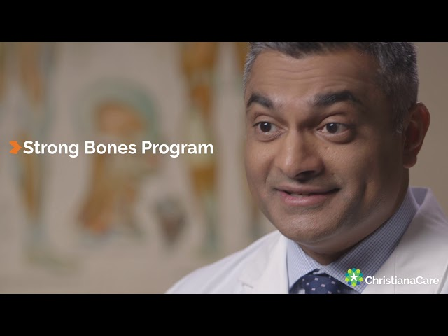 Treating Osteoporosis Through ChristianaCare's Strong Bones Program
