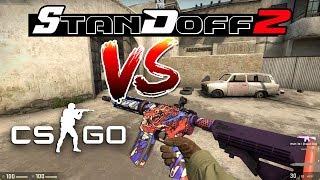 CS:GO x STANDOFF 2 - A MELHOR COPIA DE CS:GO PARA ANDROID
