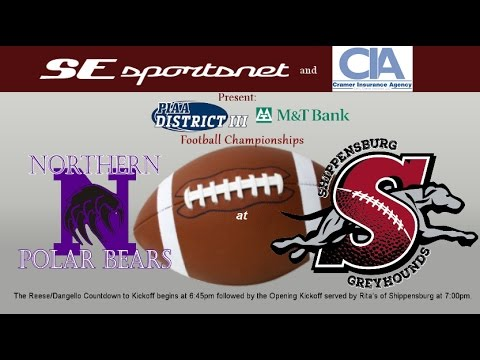PIAA District 3 M&T Bank Football Championships Ship hosts Northern