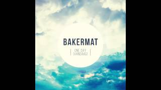 Bakermat - One Day (Vandaag) [Cover Art]