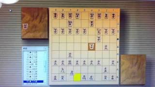 将棋:本気でやって29手目で詰み。 thumbnail
