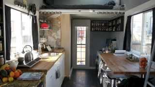 A Dwell Magazine Tiny House In The City- Boneyard Studios Tour -jay Austin's Home