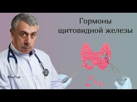 Гормоны щитовидной железы - Доктор Комаровский
