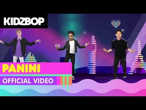 Смотреть клип Kidz Bop Kids - Panini