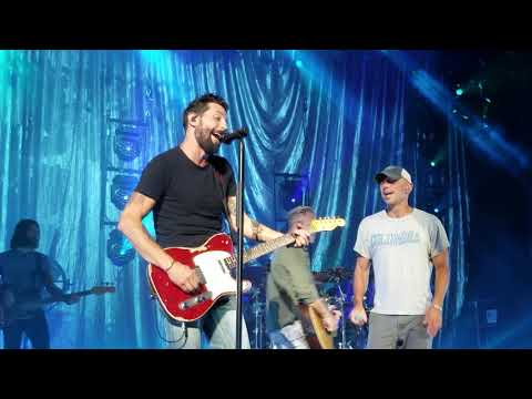 Old Dominion Kenny Chesney Save it for a Rainy Day Live at the Ryman 2018