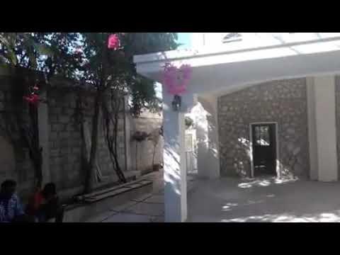 superbe maison vendre petionville haiti youtube. Black Bedroom Furniture Sets. Home Design Ideas