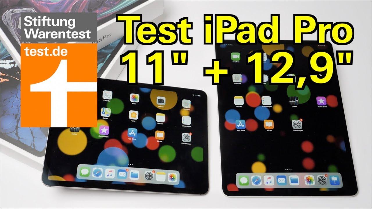ipad pro 11 2018 test besser als apple ipad pro 10 5 39 samsung galaxy tab s4 youtube. Black Bedroom Furniture Sets. Home Design Ideas