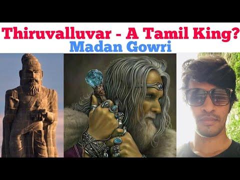 Thiruvalluvar | Tamil King | Madan Gowri | MG