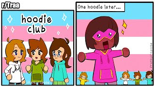 Comfy Hoodie Club invites all 💜 | 🌈r/Traa