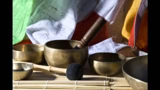 1 Hour Tibetan Singing Bowl Meditation Chakra Healing | Tone F# | Heart Chakra