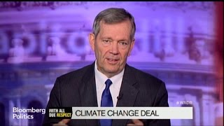 Mike Leavitt: GOP Can't Talk About Environment