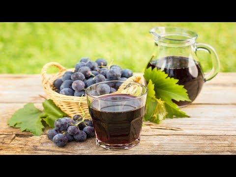 Os 10 Benefícios do Suco de Uva Para Saúde! | Dicas de Saúde