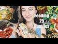 - Feeding All of My Reptiles