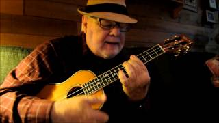ANGELS WE HAVE HEARD ON HIGH - Ukulele Chord/Melody arrangement by Ukulele Mike Lynch