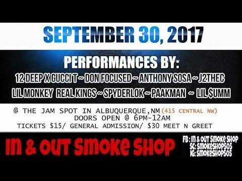 Hate Proof Music LIVE!! 9/30/17   Albuquerque, NM
