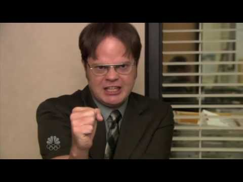 Dwight deserves the PROMOTION!