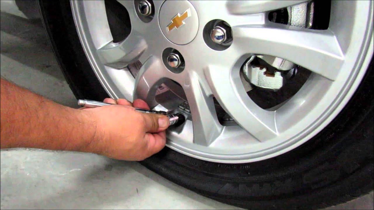Como Calibrar Las Llantas De Mi Vehiculo Ayura Motor Chevrolet