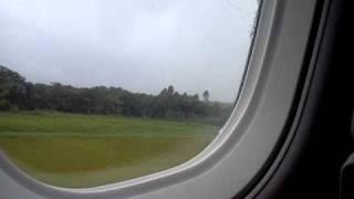 voo da azul joinville campinas, com chuva e coca cola tudo vai bem